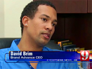 Interviewed by Channel 9 (ABC News) Advice for people launching or starting a company in Orlando (January 2011)