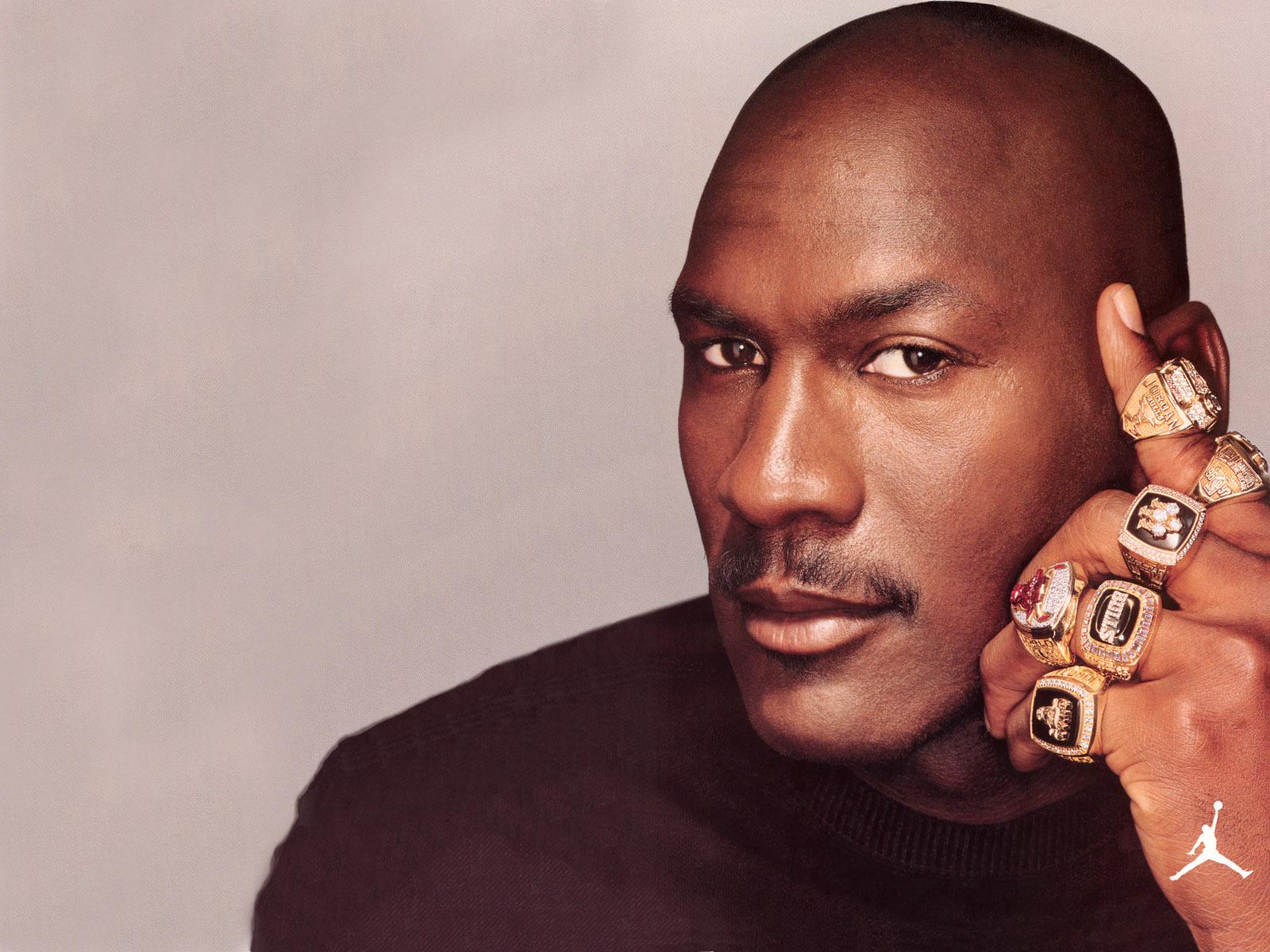 Michael Jordan - Filled to the Brim