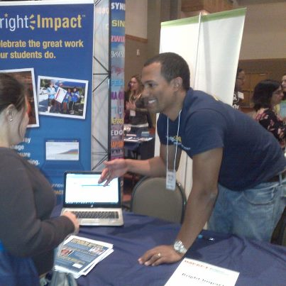 Bright Impact at Impact Conference