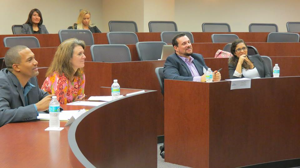 UCF Business Model Competition Judges