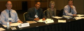 David Brim - business plan competition judge