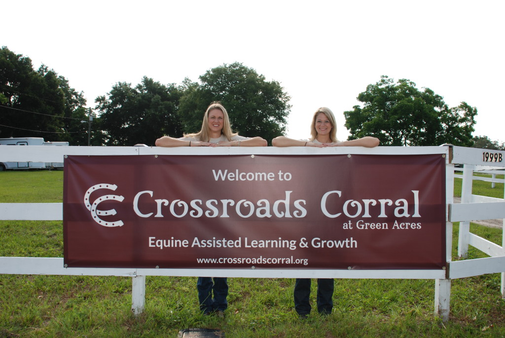 Crossroads Corral Banner