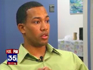 Featured young entrepreneur on Orlando's Fox 35 News (2007)