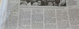 Orlando Sentinel - March and Economic Racial Articles