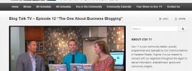 David Brim Blog Talk TV